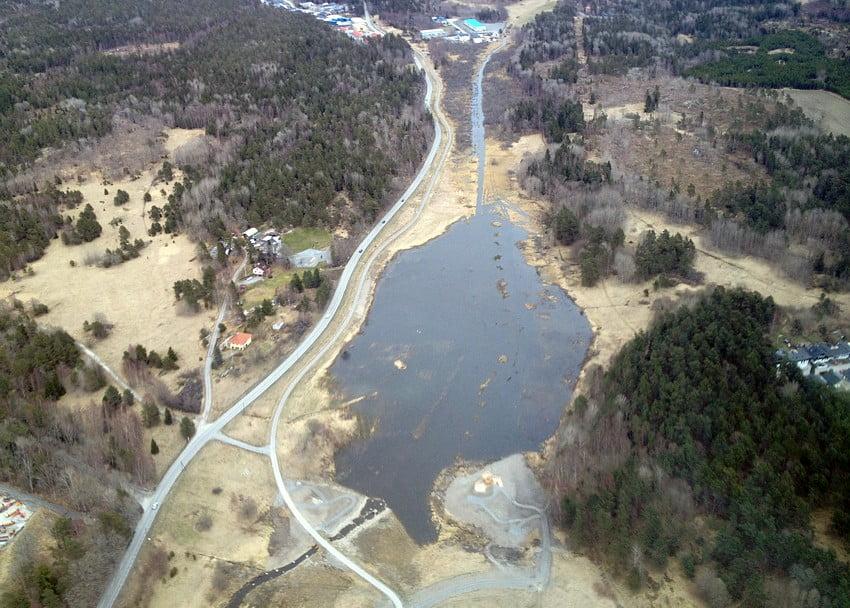 Lyckad restaurering av Hemmesta sjöäng