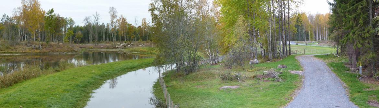 Karö våtmark invigd