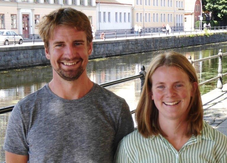 Ylva och Linus nya på WRS!