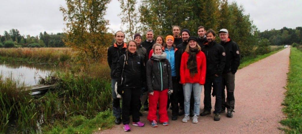 WRS på studieresa i Åbo/Helsingfors!