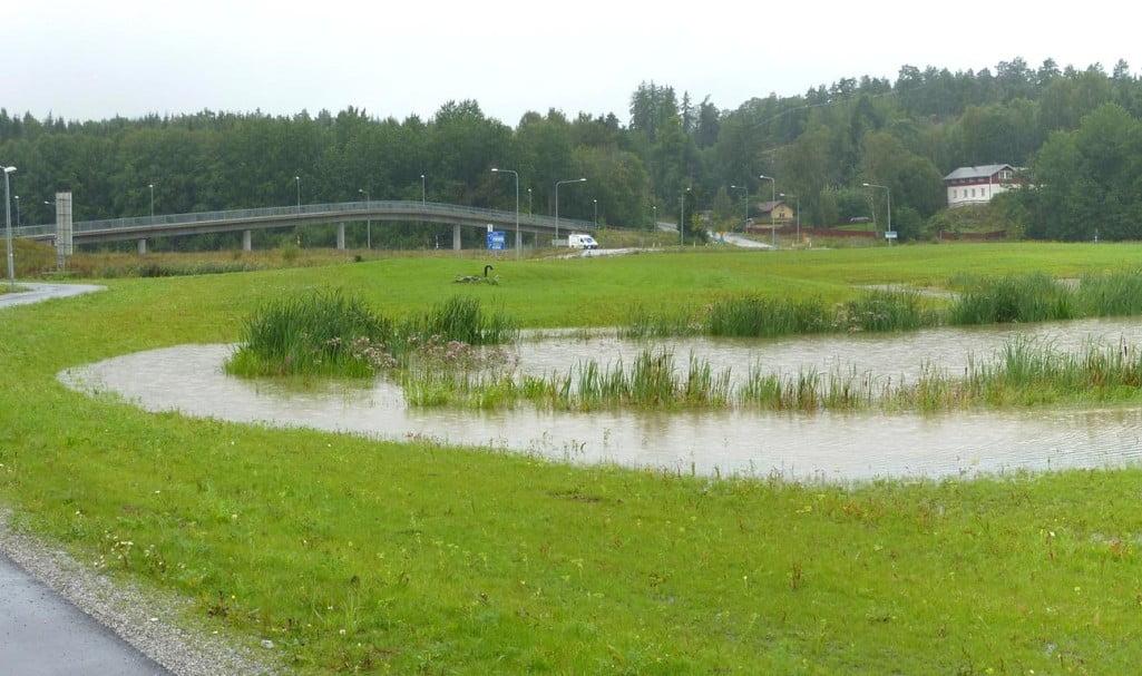 Vattenförbättrande åtgärder för Glasbergasjön utvärderade