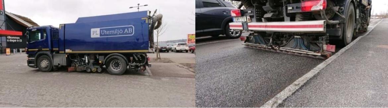 Underhåll viktigt för funktionen av permeabel asfalt!