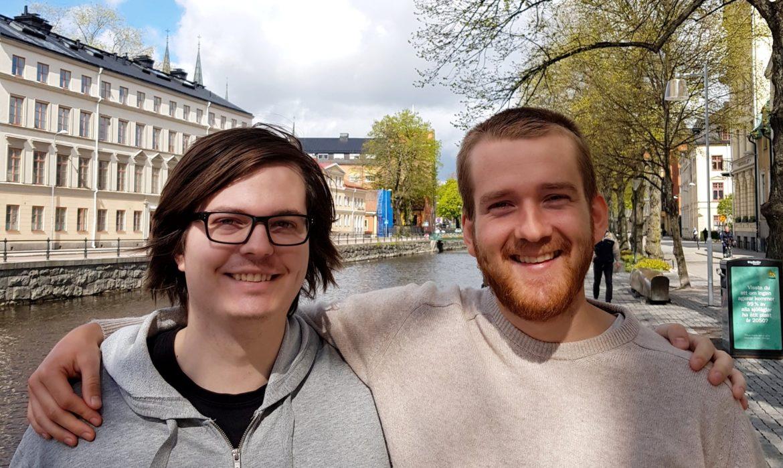 Studenter gör exjobb och kandidatarbete på WRS