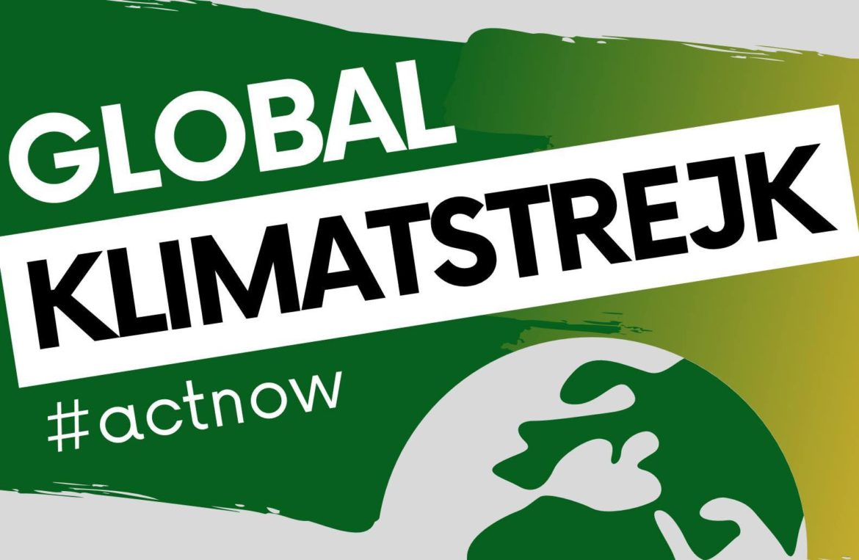 WRS ut i klimatstrejk!