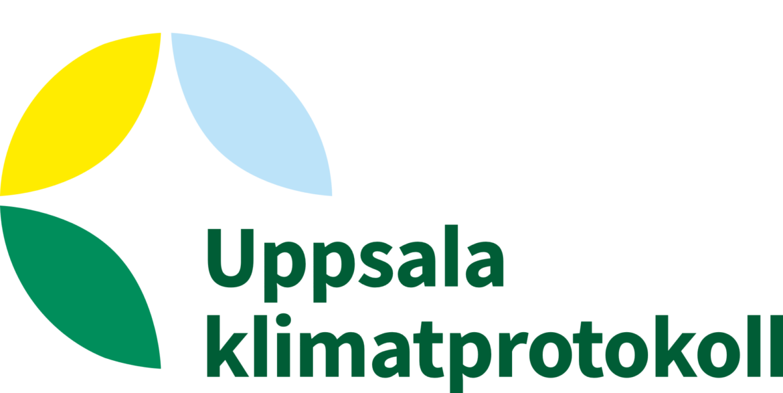 Vi antar Uppsala klimatprotokoll