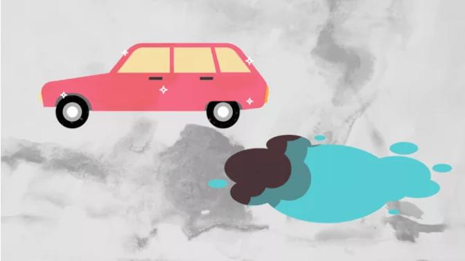 Stoppa fultvätten av bilar