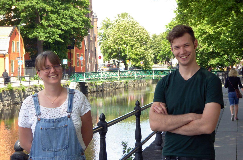 WRS välkomnar två sommarpraktikanter!