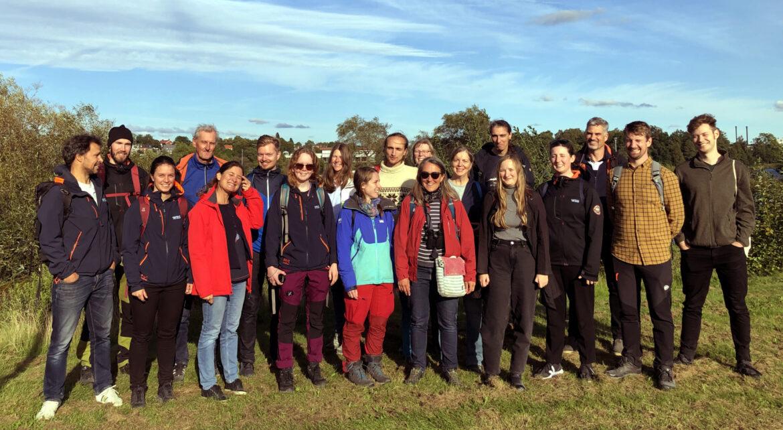 WRS på studieresa i Småland